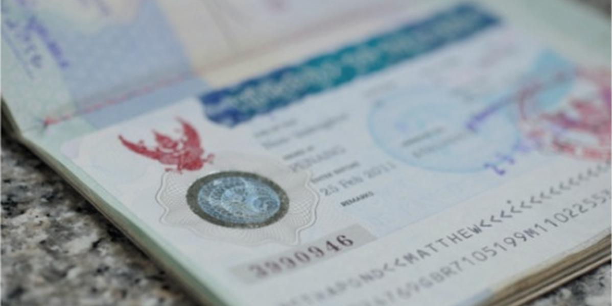 Visa for EU citizens