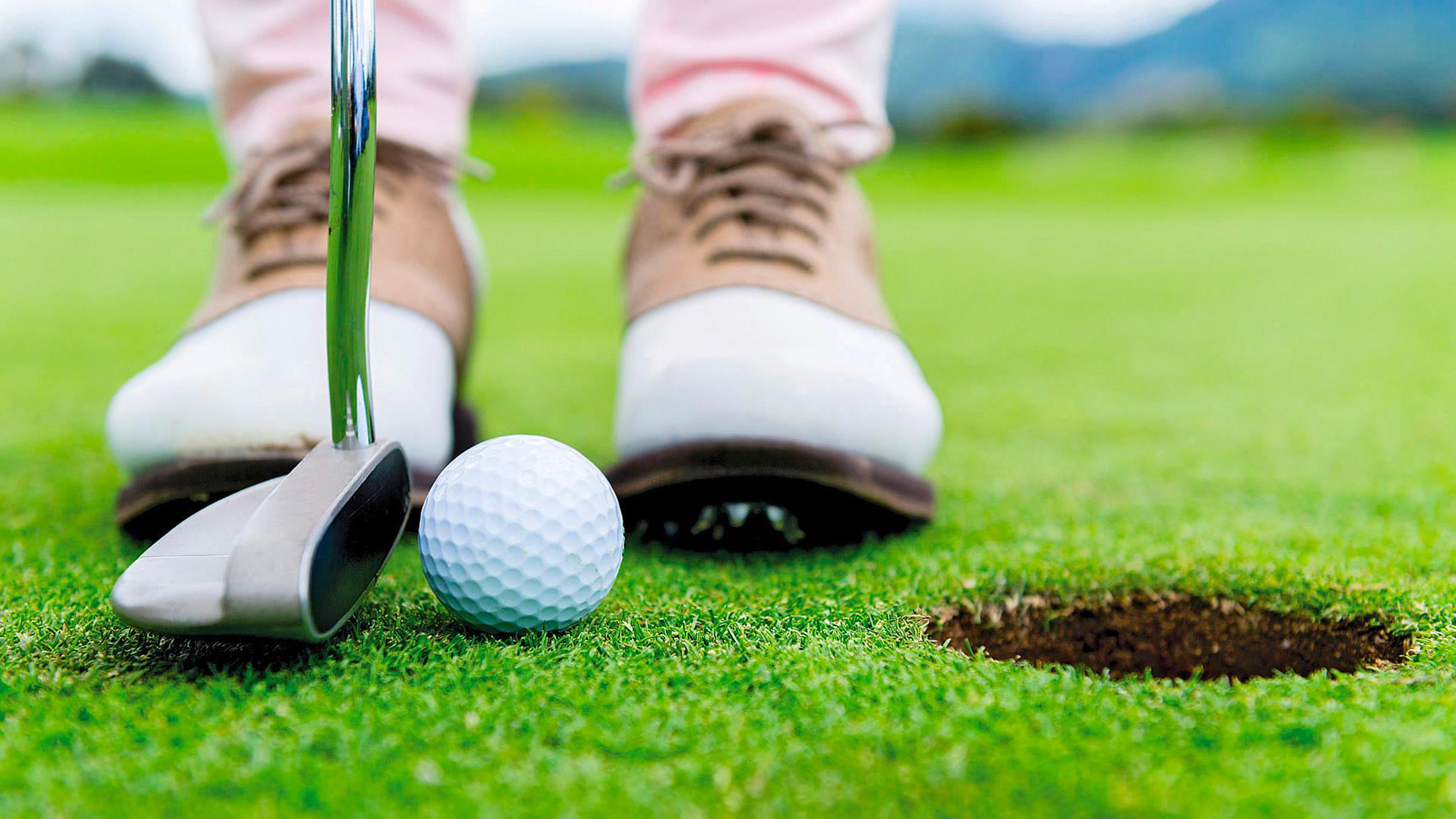 Golf in Sardinia