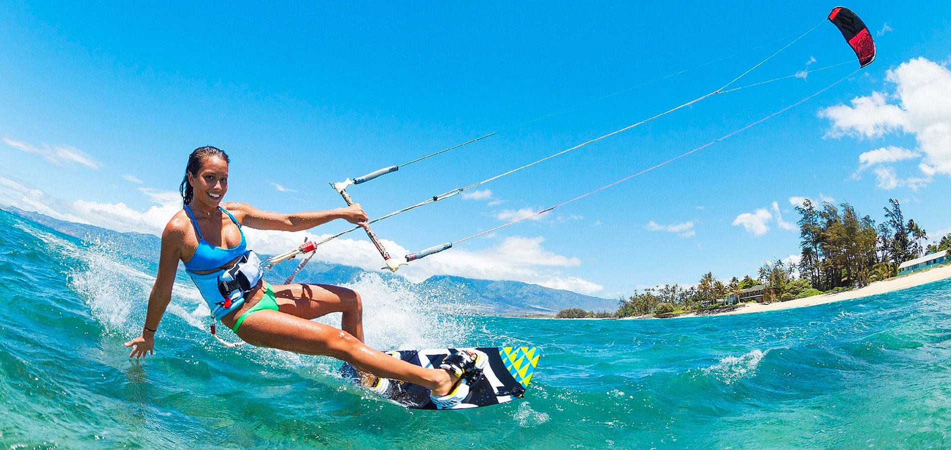 Best Kitesurfing Beaches of North Sardinia