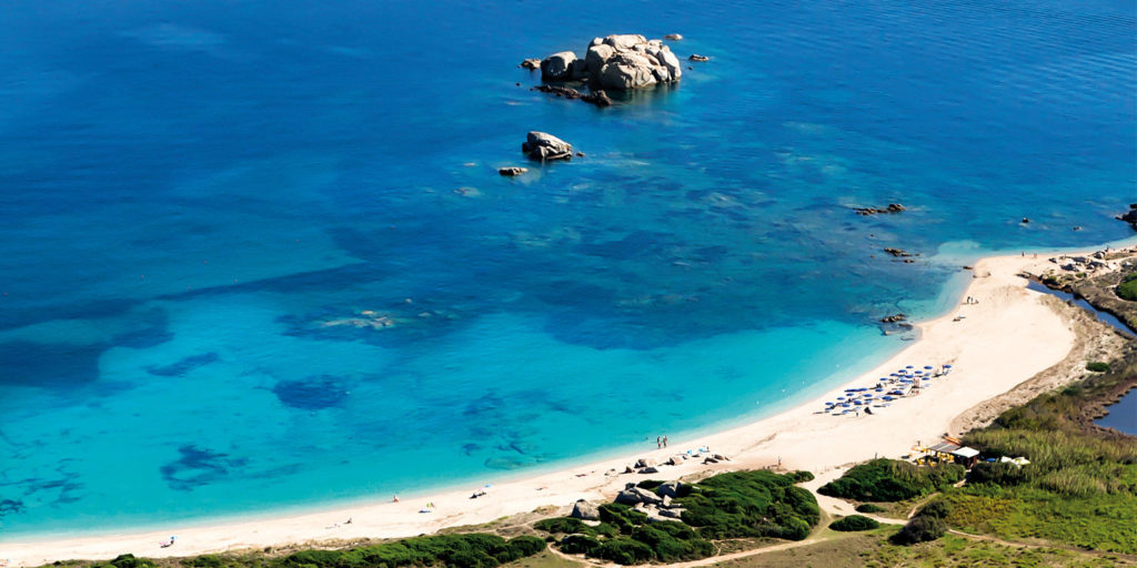 Delphina Group:Sardinia as you've never seen it before