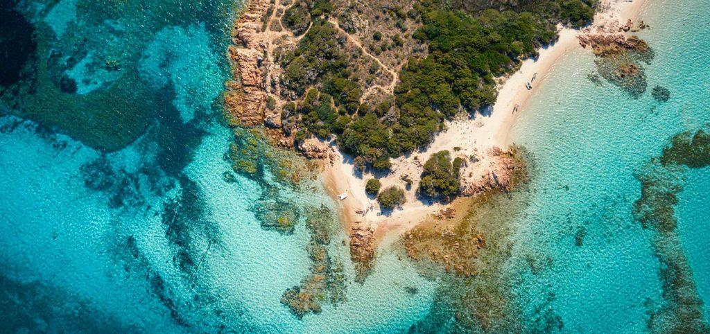 North Eastern Sardinia, Gallura, the Costa Smeralda and the islands