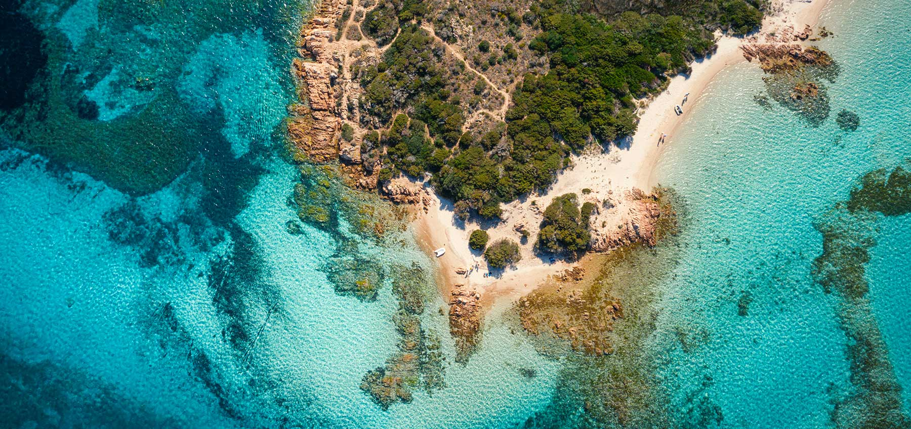 North Eastern Sardinia, Gallura, the Costa Smeralda and the islands