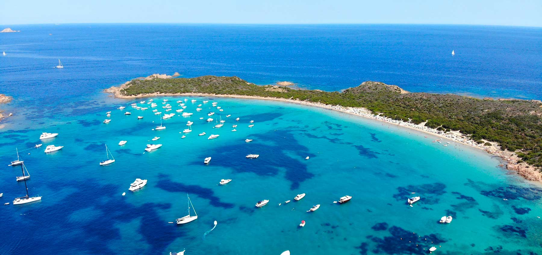 La Sardegna Nord Orientale, La Gallura, La Costa Smeralda e le Isole