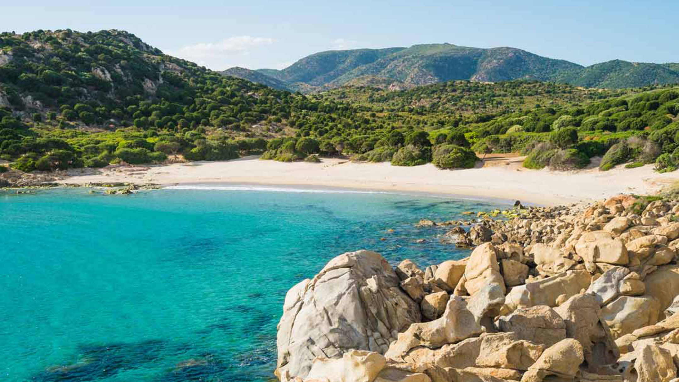 Sardinia is the destination where everyone will want to go this summer