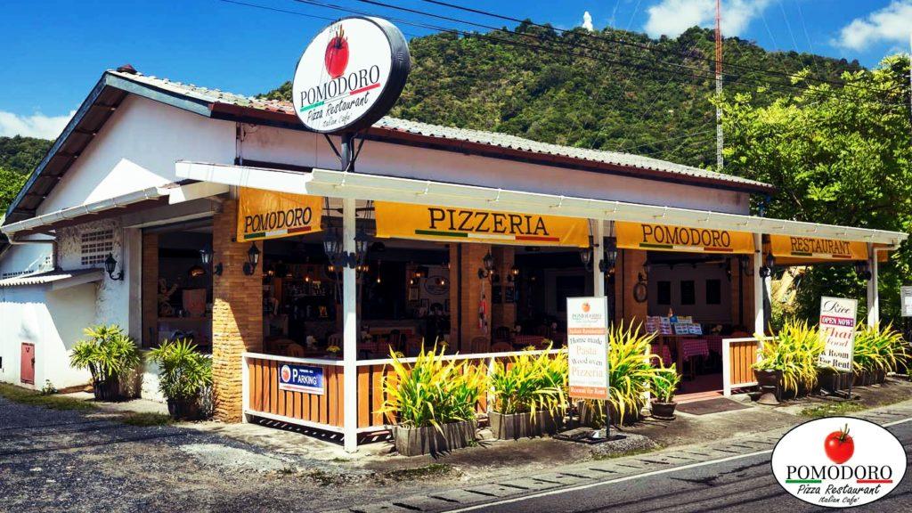 Pomodoro Italian Pizza Restaurant
