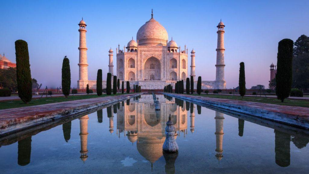 INDIA | Taj Mahal