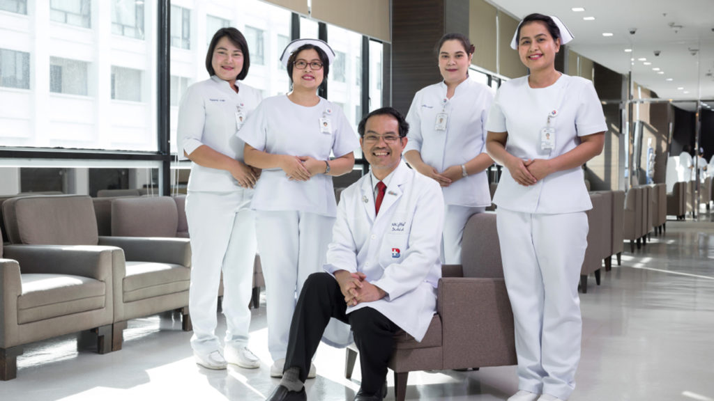 Healthcare in Thailand
