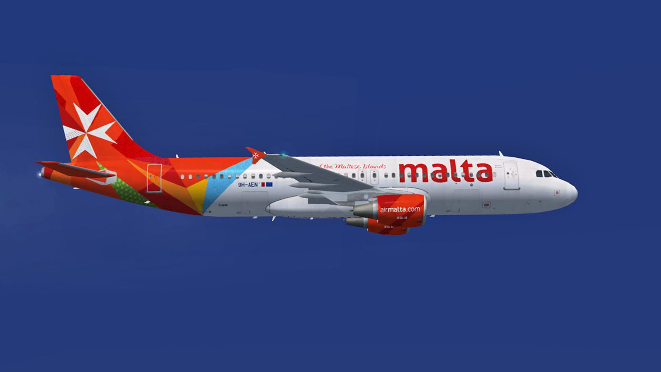 Air Malta dice addio alla tassa di ri-prenotazione del volo