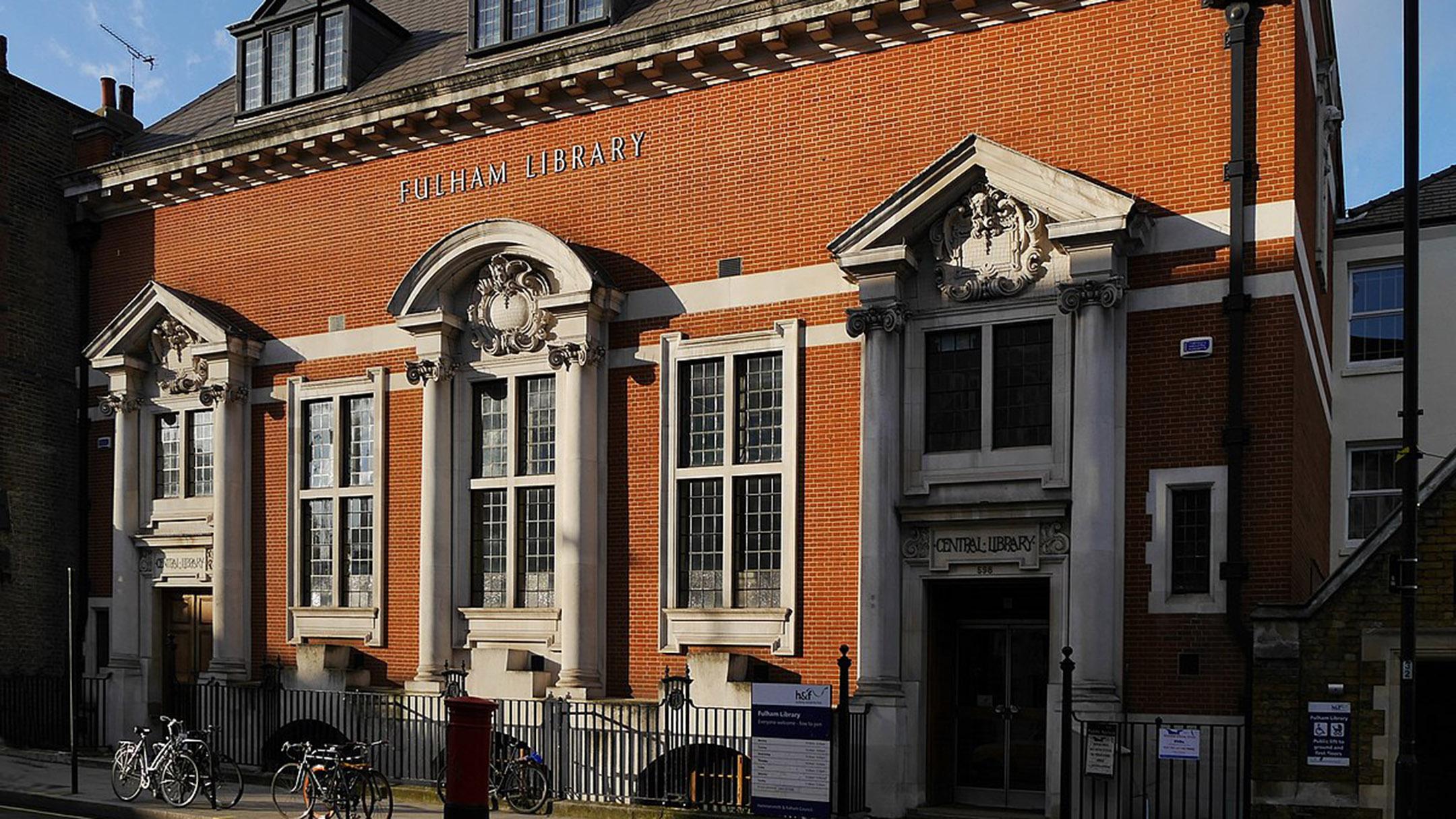 Biblioteca di Fulham