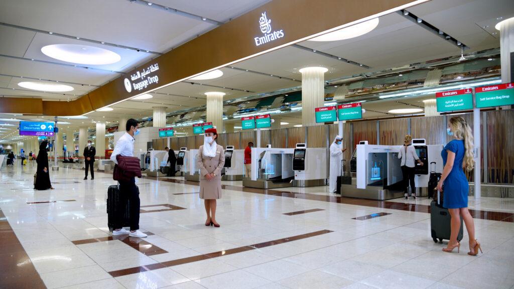Emirates anticipates peak travel period at start of 2021
