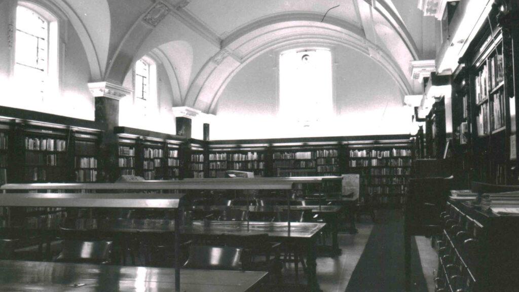 Hammersmith Library