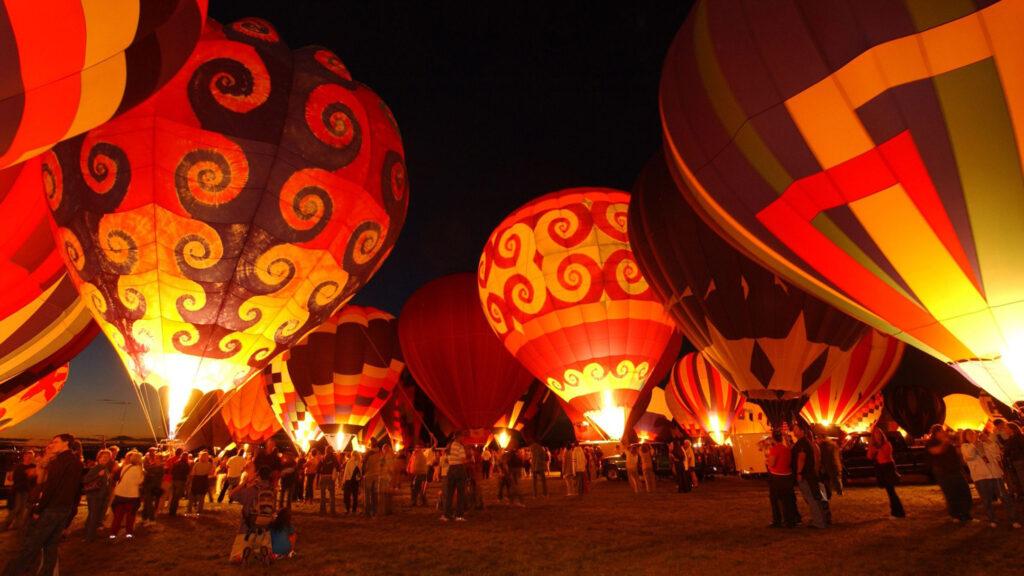 Sardinia Balloons Festival